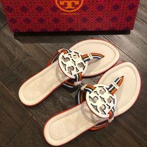 Tory Burch brand-new sandals